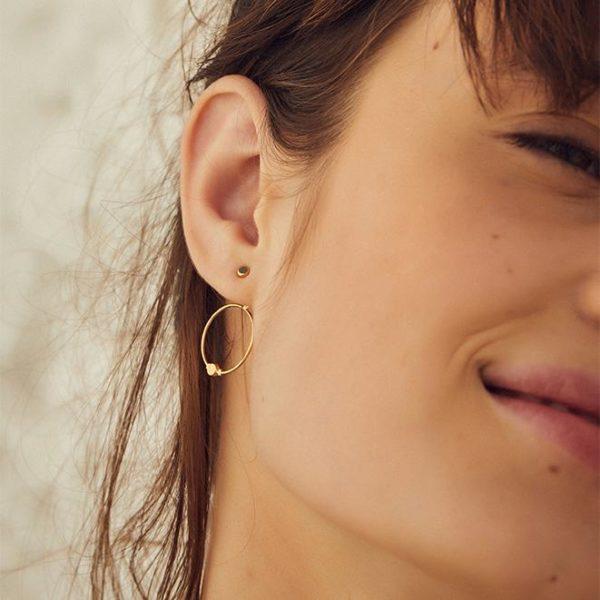 Dessous d'oreilles SARI
